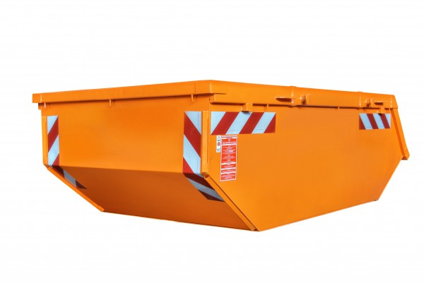 5 cbm Absetzcontainer für Altholz